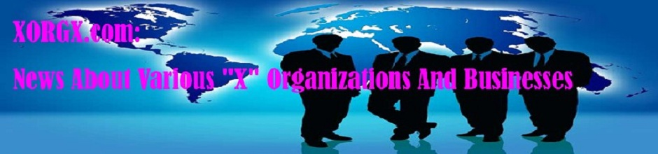 """X"" Organizations